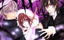 Vampire Knight Trio