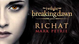 Mark Petrie - Richat - BREAKING DAWN PART 2 - TRAILER MUSIC