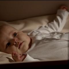 Bébé de Klaus et d'Hayley