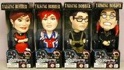 Osbournes bobble heads