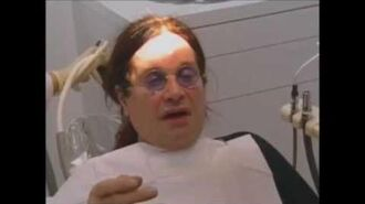Ozzy at the Dentist