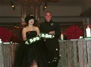 Osbournes wedding photo 17