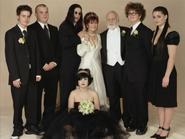 Osbournes wedding photo 45