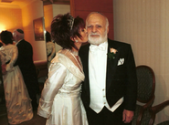 Osbournes wedding photo 18