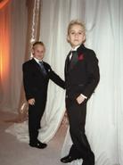 Osbournes wedding photo 42