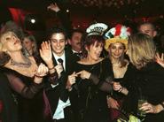 Osbournes wedding photo 24
