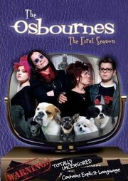 The Osbournes S1 DVD