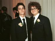Osbournes wedding photo 33