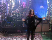 Ozzy the tonight show