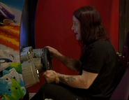 Ozzy arcade videogame