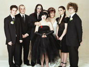 Osbournes wedding photo 44