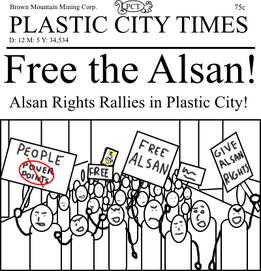 Alsan Rights