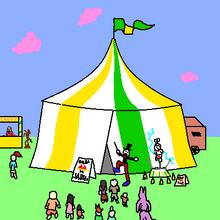Cirque du Sables