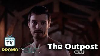 "The Outpost 1x04 Promo ""Strange Bedfellows"""