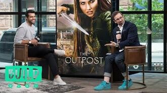 "Anand Desai-Barochia Talks ""The Outpost"""