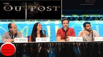 LA Comic Con 2018 The Outpost Panel
