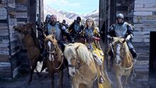 110 Gwynn and army