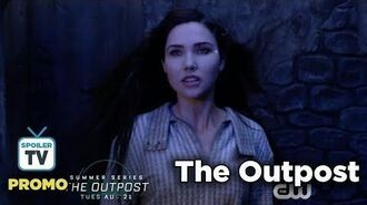 "The Outpost 1x06 Promo ""The Book of Names"""
