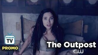 "The Outpost 1x02 Promo ""Two Heads Are Better Than None"""
