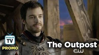 "The Outpost 1x03 Promo ""The Mistress and the Worm"""