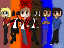 The pack by swiftkhaos-d87ei28