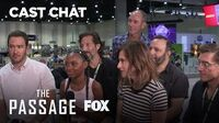 The Passage Cast At Comic-Con 2018 THE PASSAGE