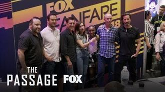The Passage At Comic-Con 2018 Fans React THE PASSAGE
