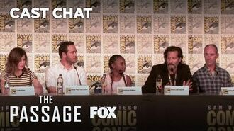 The Passage Panel At Comic-Con 2018 THE PASSAGE