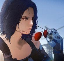 Cyberpunk Alita