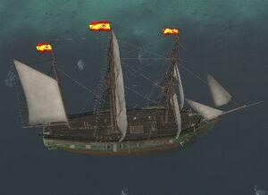 Civil Barque