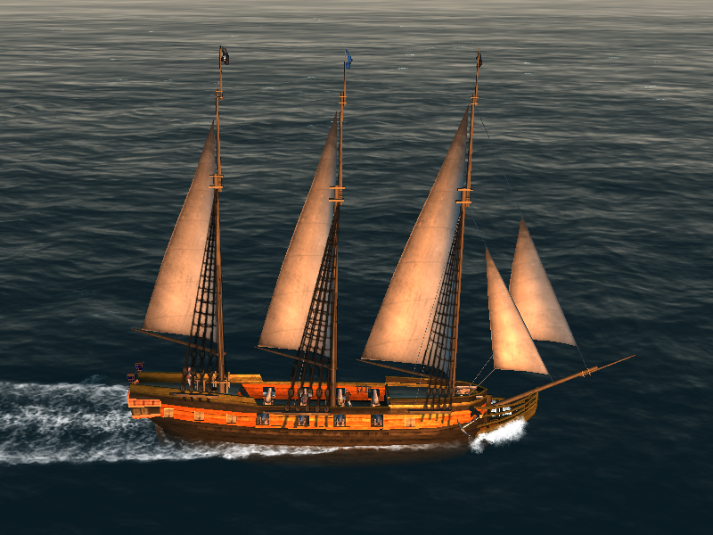 Sloop of war   The Pirate: Caribbean Hunt Wikia   FANDOM powered by