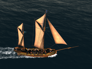 Military Ketch