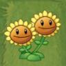 PVZIAT Twin Sunflower
