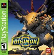 DigimonWorldGreatest Hits