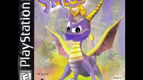 Spyro the Dragon - Credits