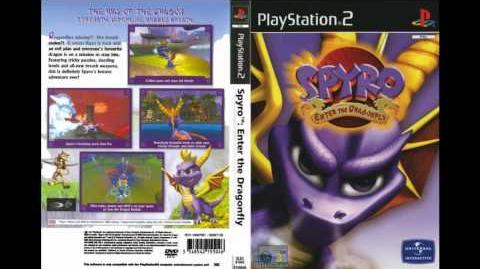 Spyro Enter the Dragonfly Soundtrack - Main Menu Theme HD