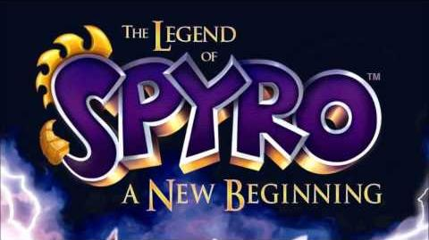 Credits (With Choir) - The Legend Of Spyro A New Beginning OST