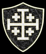 Crusader symbol