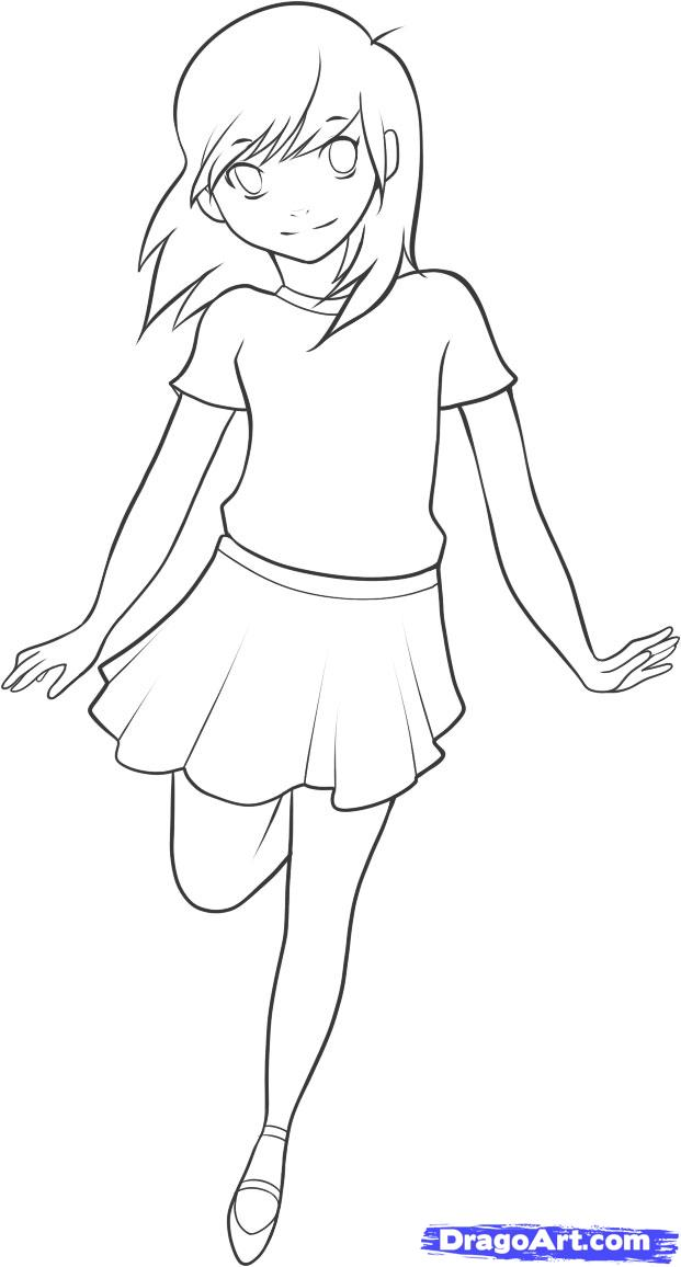Image how to draw anime people step by stepg the power how to draw anime people step by stepg ccuart Images
