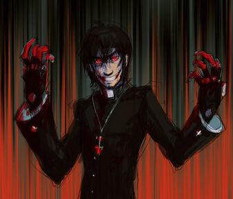 MrKay priest by MisterKay