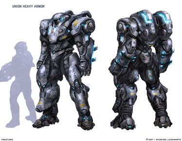 Altines Heavy Suit