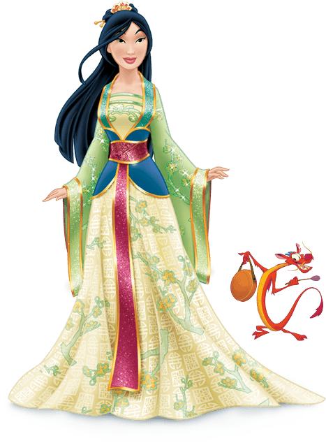 Mulan the princess wikia fandom powered by wikia - Princesse mulan ...