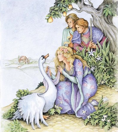 Image result for the wild swans