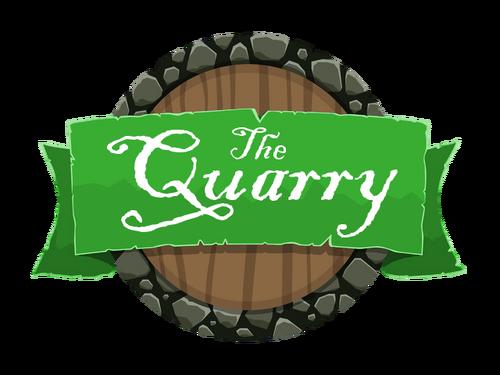 The Quarry Logo-Remaster