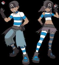 Team Aqua Grunts