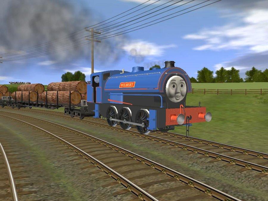 Wilbert | The Railways Of Lancashire Wiki | FANDOM powered by Wikia