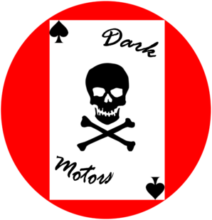 The Dark Motors Logo
