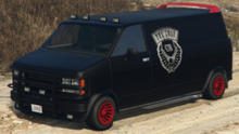GTA V The Lost Gang Van