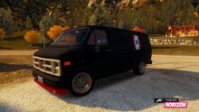 DarkMotors Van