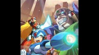 Megaman X8 Lumine Second Form Theme (EXTENDED)